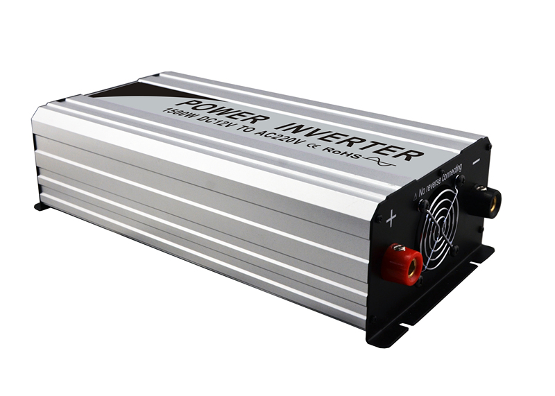DC12V To AC220V 1500W Pure Sine Wave Inverter